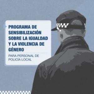 Programa Sensibilización-Policía