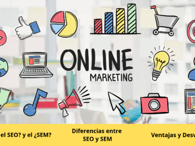 Diferencias de SEO y SEM